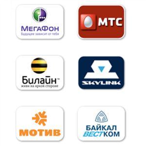 Операторы сотовой связи Сюмси